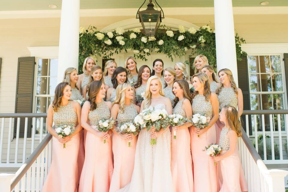 Mississippi Bridesmaids Dresses