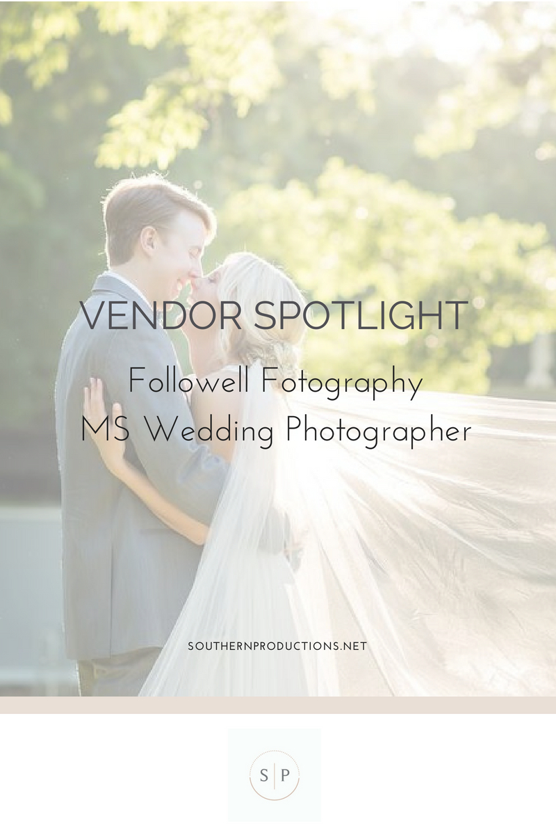 MS Wedding Photographer Followell Fotography