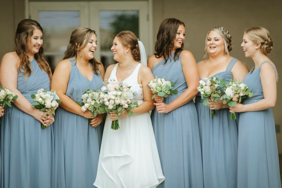 Bella Bridesmaids Jackson Mississippi