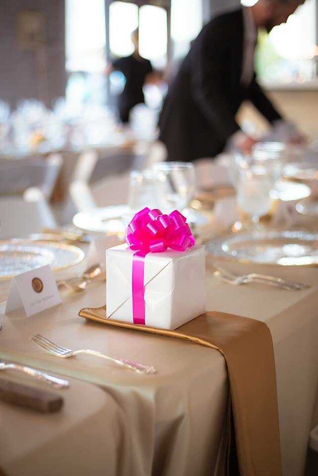 Who All Does the Bride and Groom Buy a Gift For?