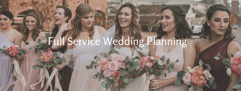 Full Service Wedding Planning Package