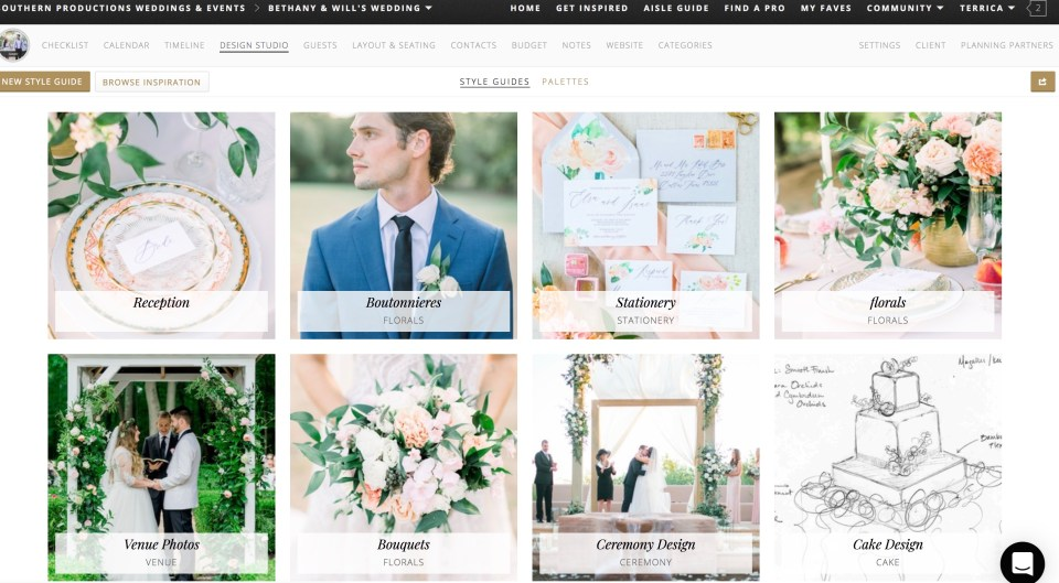 Mississippi Wedding Planner