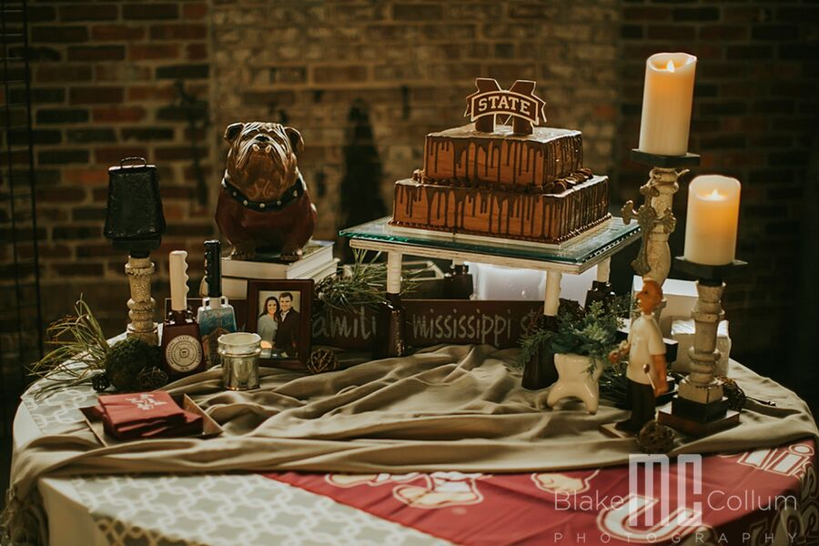 Grooms Cake Mississippi State