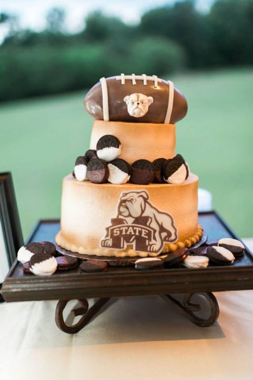 Grooms Cake Inspiration
