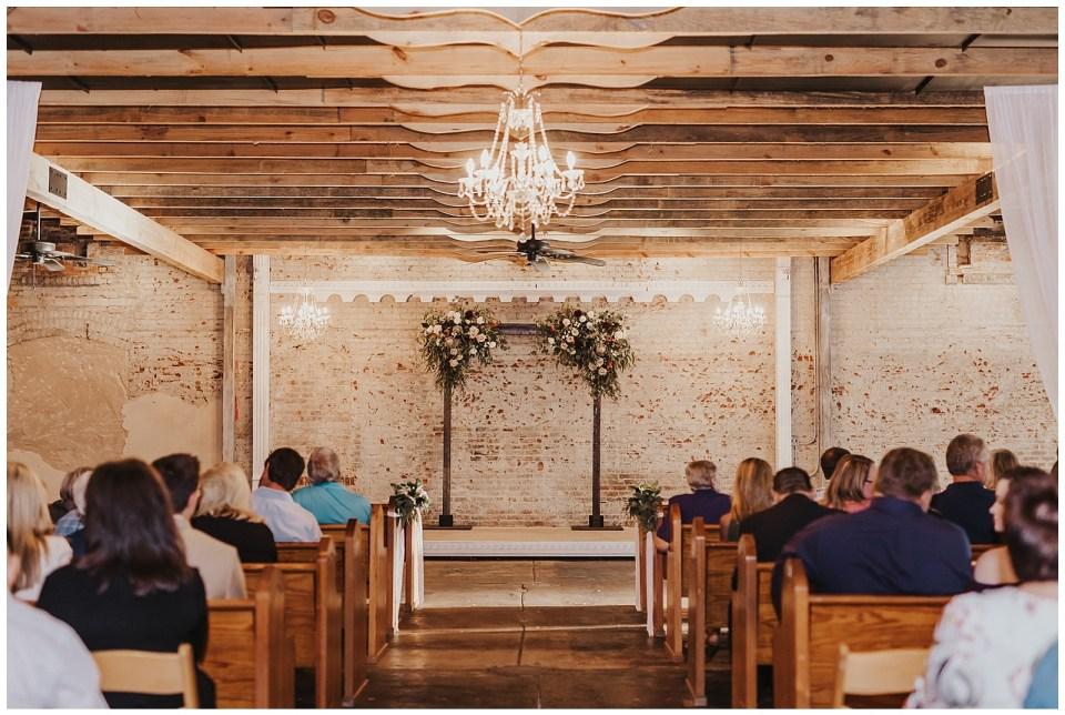 Philadelphia Mississippi Boho Wedding at Bridges The Venue