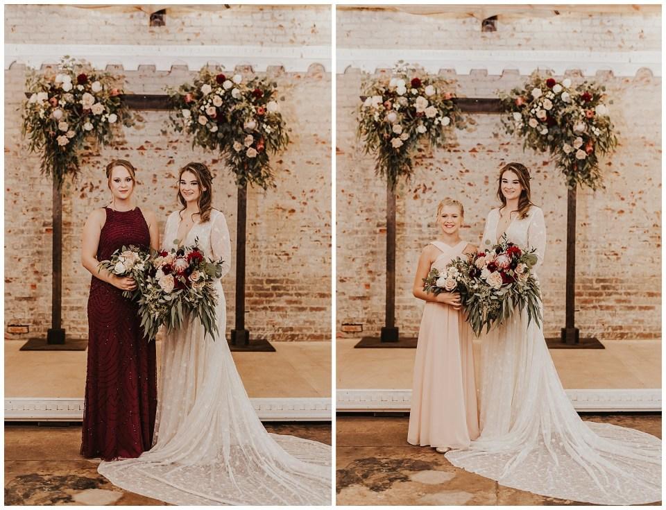 A Philadelphia Mississippi Boho Wedding at Bridges the Venue