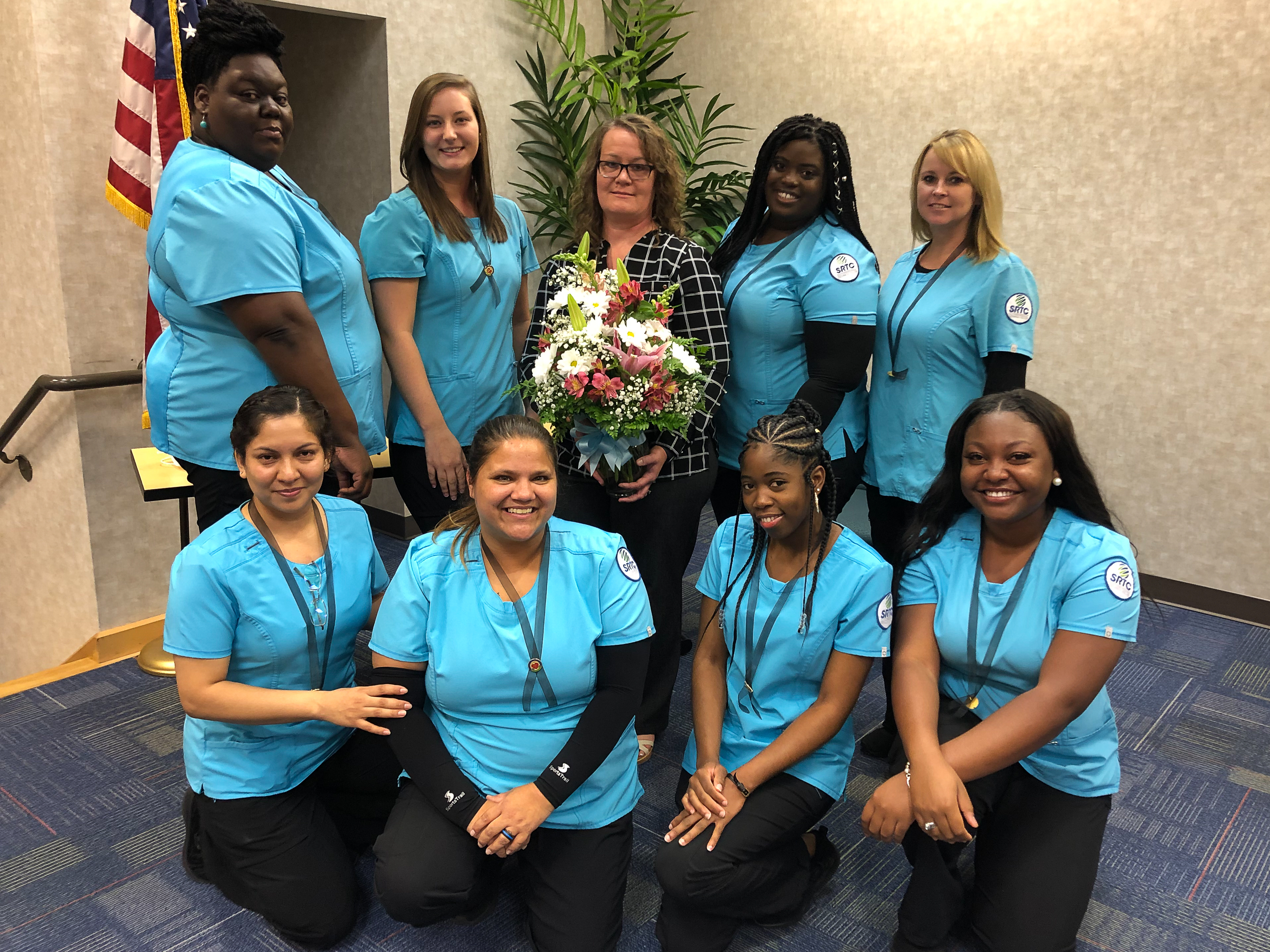 Tifton Medical Assisting Students Recognized At Pinning