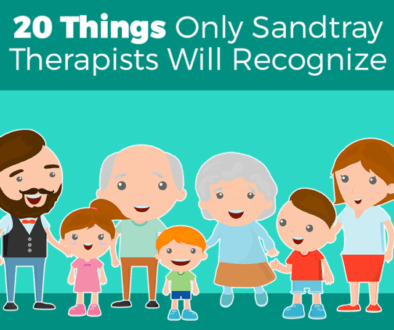 10 Commandments Of Sandtray Therapy