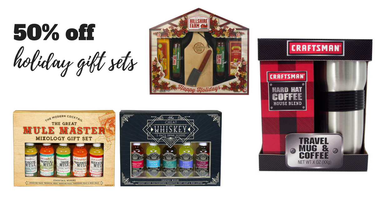 Kmart Deal: 50% Off Holiday Gift Sets :: Southern Savers