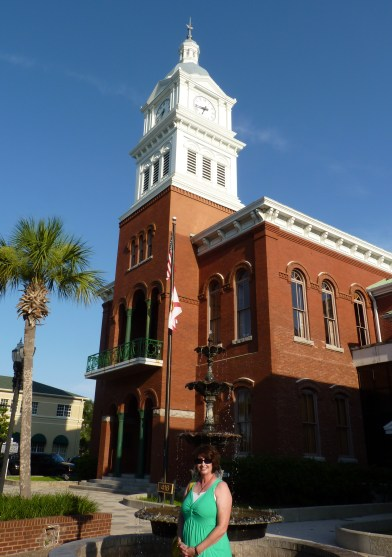 historic downtown church