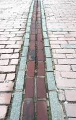 the red brick trail