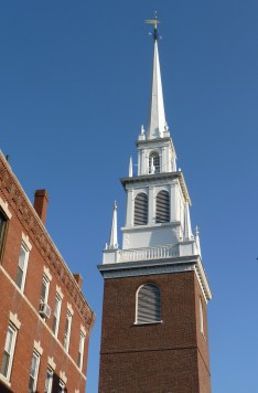 Old North Church steeple