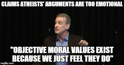 WLC Objective Morality