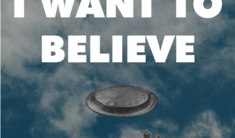I Want to Believe featured