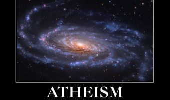 Atheism Reality poster