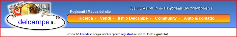 Delcampe.it - Eccellente alternativa per Collezionismo e Aste online. (2/3)