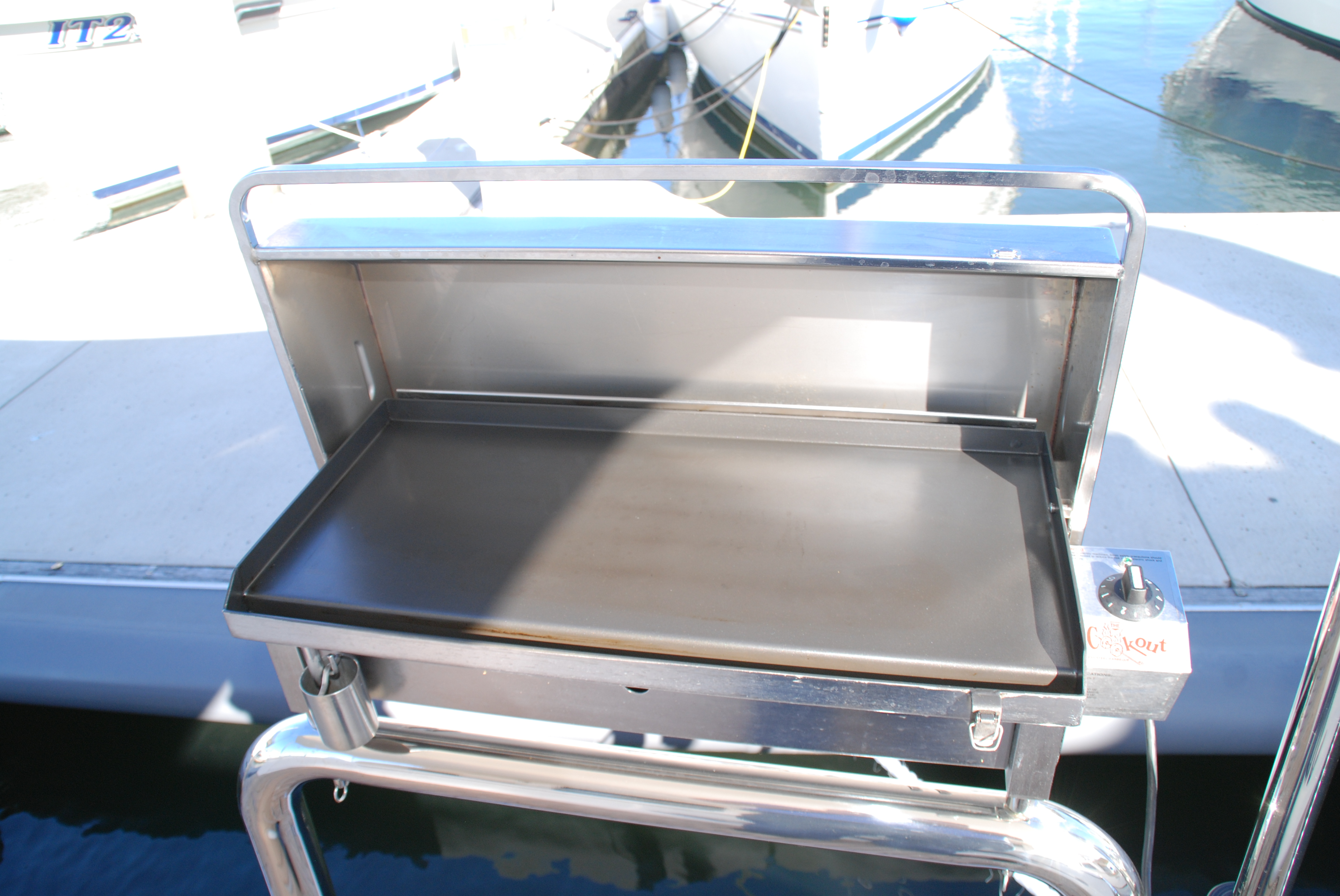 Stainless Steel Marine Grade BBQ