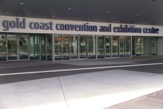 Gold Coast Convention and Exhibition Centrebalustrading 00045