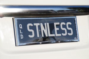 Southern Stainless - Stainless Steel Number Plate Surrounds