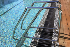 Stainless steel custom Pool Ladder