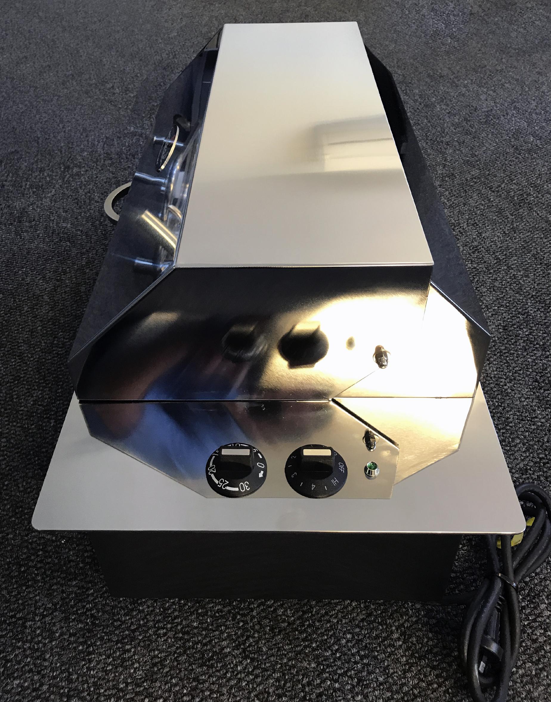 Custom Stainless Electric Teppanyaki BBQ-Image 4