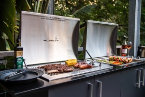 Stainless Steel Residential BBQ-Infinity BBQ