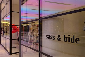Sass and Bide Commercial Stainless Steel Brisbane Store