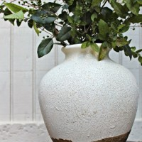 {Knock-Off} Pottery Barn Tuscan Urn