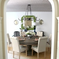 {One Room Challenge} The Dining Room Reveal