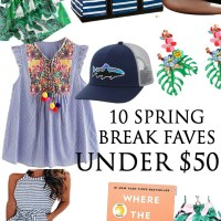 10 Mom-Approved Spring Break Faves You Need Under $50