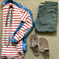 Wearable Wardrobe - Cute Spring Outfit Ideas