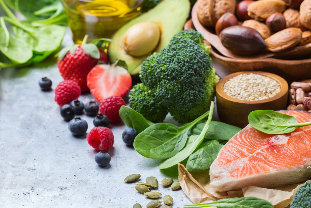 Healthy food for prostate health
