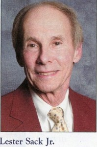Lester M Sack Jr