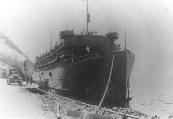 SS Dorchester, four chaplains