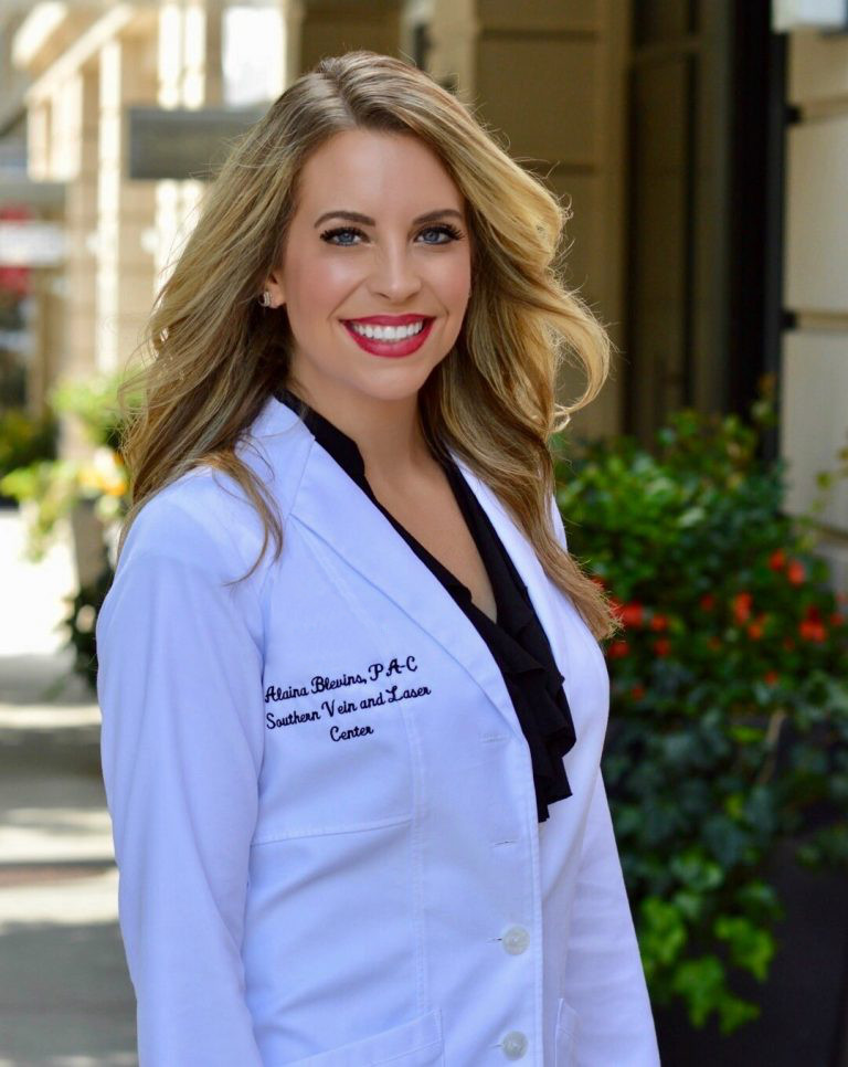 Alaina Blevins - southern vein and laser center