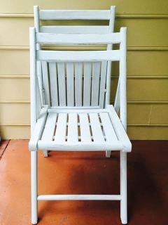 Blue Folding Chairs-2