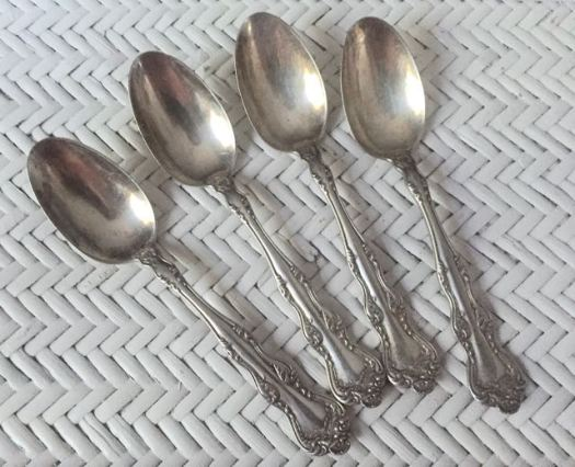 King's Hall Silver 1088 Teaspoons