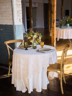 Southern Vintage Table Vintage Table Rental NC