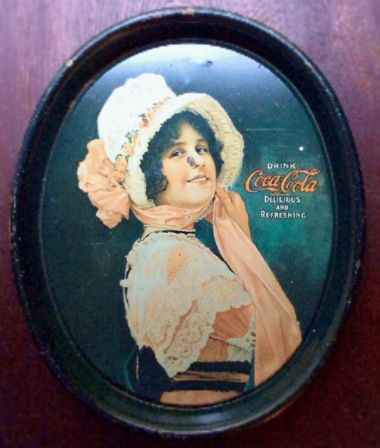 1914 Coca-Cola Betty