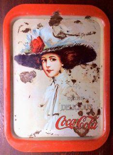 1910 Coca Cola Girl