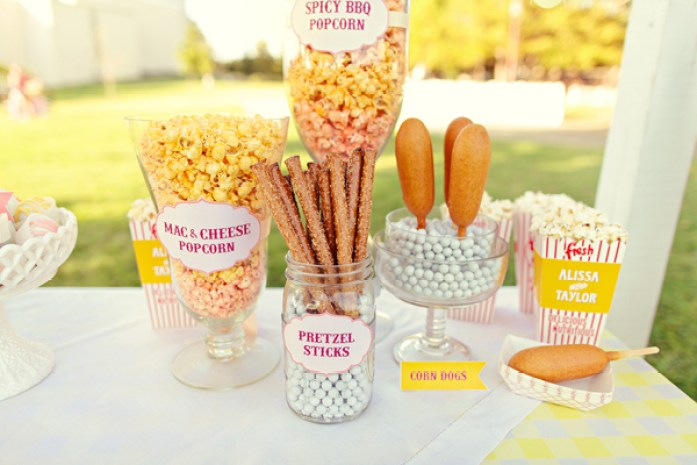 Image result for Dogs food in weddings