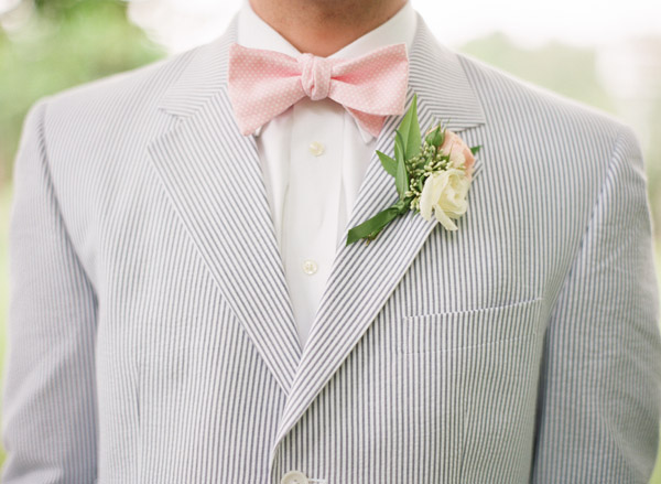 Southern Wedding Seersucker Suit
