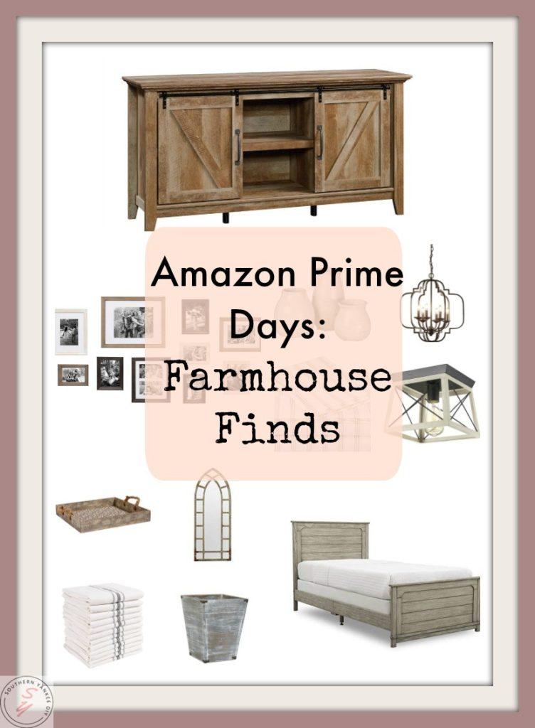 Farmhouse, amazon prime deal, amazon decor, farmhouse decor, moder farmhouse decor, budget savvy decor