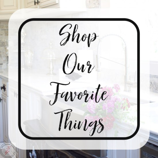Shop our favorite things