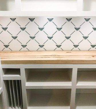 How To Stencil A Faux Backsplash: Tips, Tricks, & What Not To Do