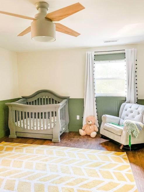 Toddler Bedroom Makeover Reveal