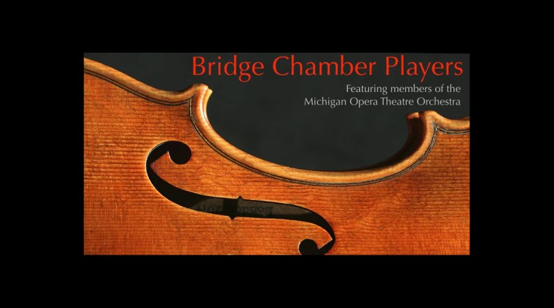 June 9th – Bridge Chamber Ensemble Summer Concert