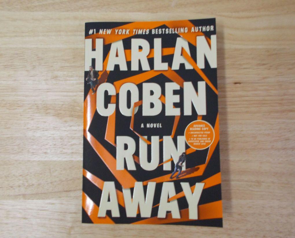 Author Visit Harlen Coben
