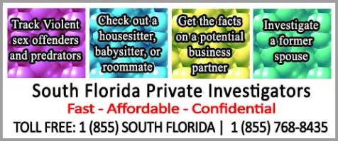 South Florida Private Investigator