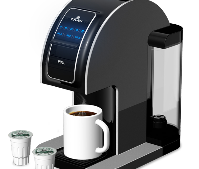 South Fork Coffee Equipment Touch Single Cup Brewer